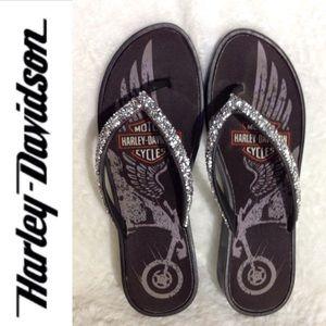 Harley-Davidson Flip Flops
